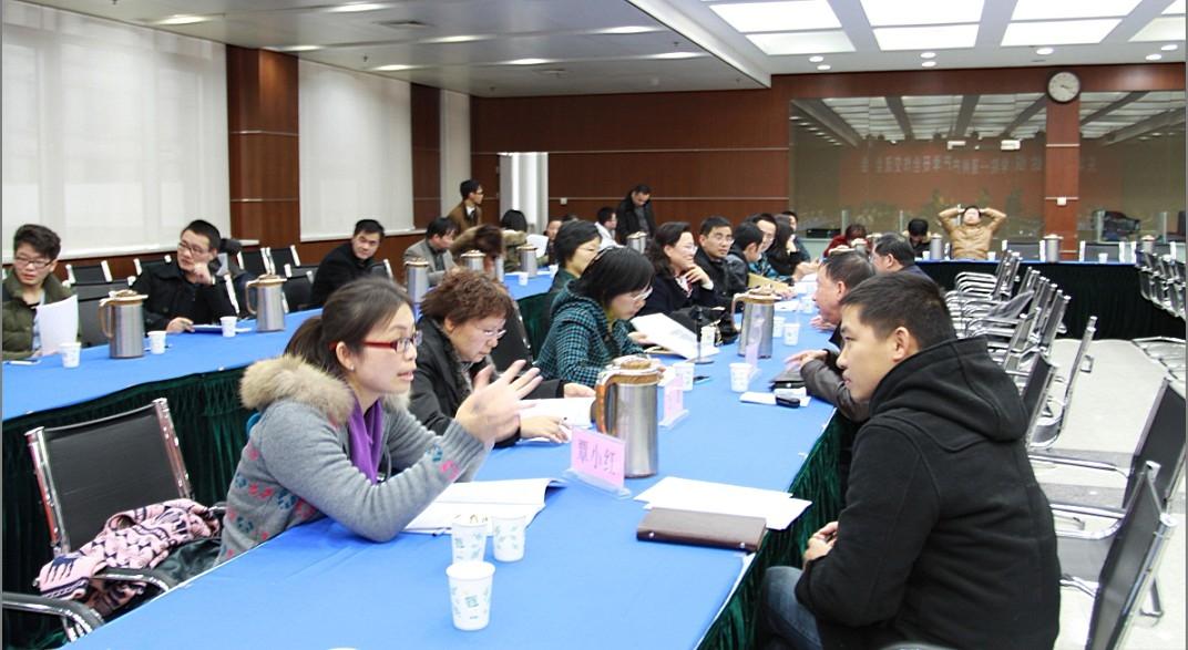 纺织学院青年教师赴江苏省南通市通州区进行产学研